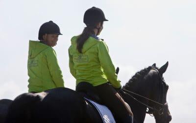 Een betere ruiter met een beter paard